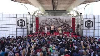 新しい町 ~橋の下世界音楽祭 T字路sバンドステージより