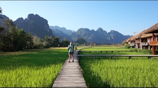 Vang Vieng it´s not only about party (Laos)