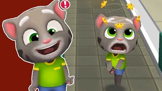 Talking Tom Gold Run - Baby Tom Festival Run Gameplay Walkthrough