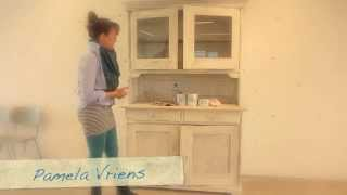 Annie Sloan Chalk Paint™ en wax aanbrengen in 6 minuten (NL)