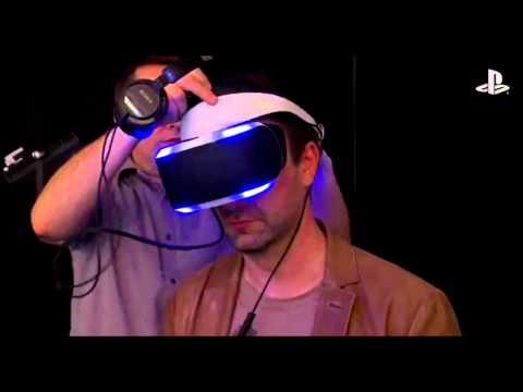 PROYECTO MORPHEUS: REALIDAD VIRTUAL DE SONY EN PS4 ( INFORMACION )