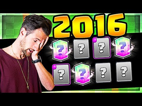 this deck is from 2016....WILL it WORK!? (Molt Clash Royale)