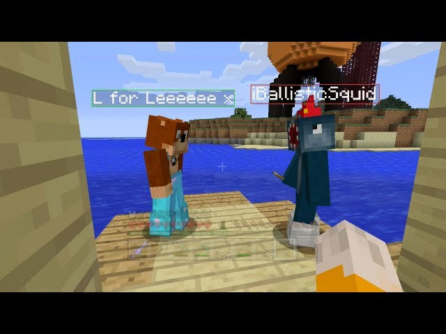 Minecraft Xbox - Belly Dance [117] Travel Video