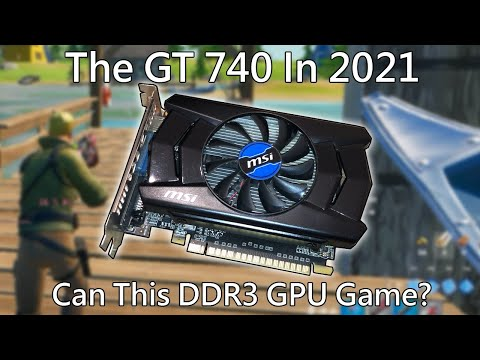 The GT 740 - Modern Gaming With The Last DDR3 Graphics Card
