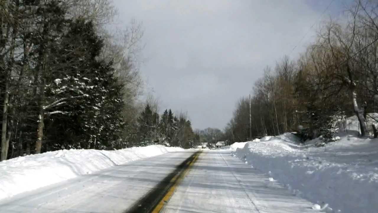 Winter images of Nova Scotia, Canada - YouTube