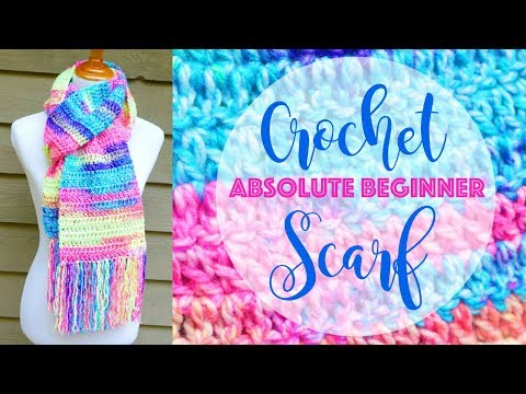 How to Crochet a Scarf: 11 Steps (with Pictures) - wikiHow
