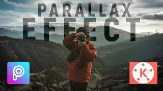 Cep Telefonu ile Parallax Efekti Nasıl Yapılır?   Picsart & Kinemaster Tutorial