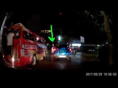 Angkas Biker and Habal-habal Accident Cebu City