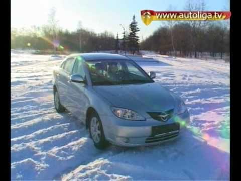 Haima 3 test-drive Автолига (autoliga.tv)