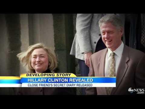 Diane Blair Diaries: Hillary Clinton`s Reaction to Lewinsky Revealed in Documents