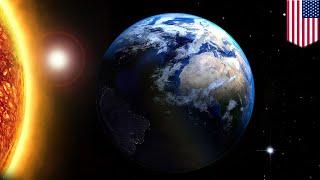 美國科學家:太陽活動週期跟天氣變化有關
