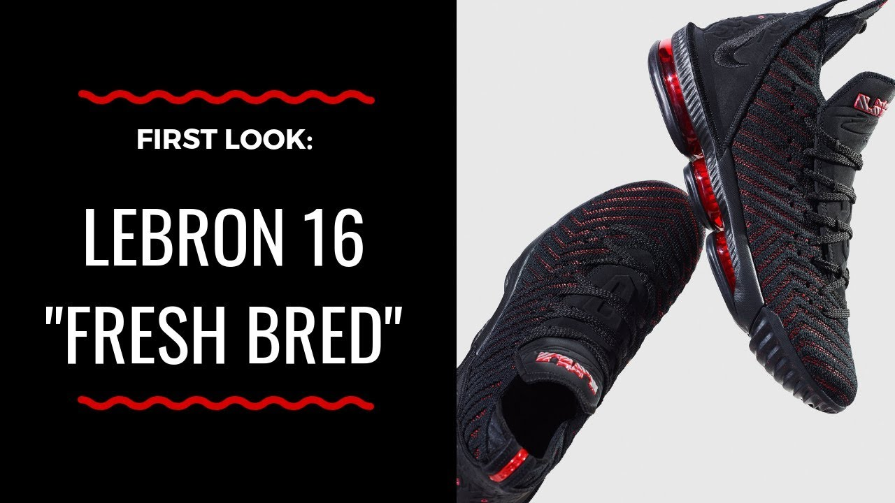 c828db95b4ce First Look At the LeBron 16