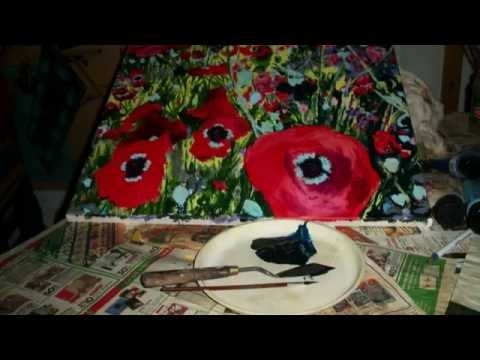 Jaclyn and Lowell Christmas Poppies  01 2014 SD 480p