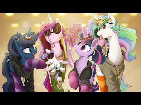 MLP:FIM 👑Royal Alicorns Of Equestria👑 - Tribute - Royals