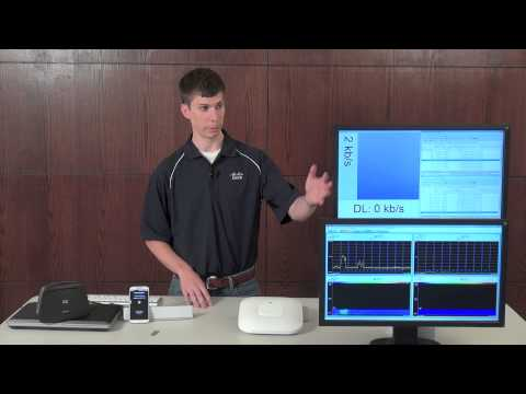 Cisco 802.11ac Module Demo