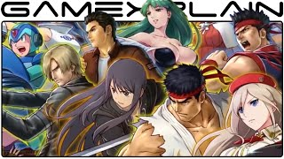Project X Zone 2 Trailer (3DS)
