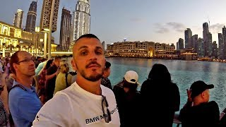Дубай - Бурдж-Халифа / Аквариум / Метро