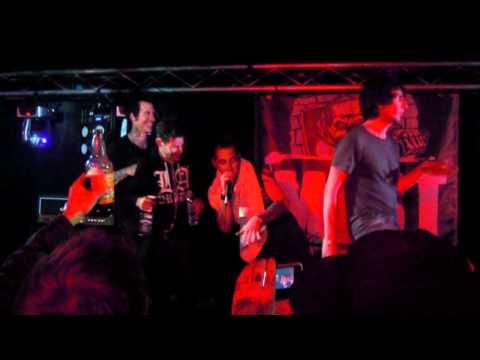 MEST @ Rhythm Factory London 3/3/12 - 7 of 7 (Happy Birthday)