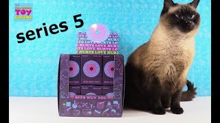 BFFS Kidrobot Series 5 Love Hurts Vinyl Figure Unboxing Toy Review | PSToyReviews