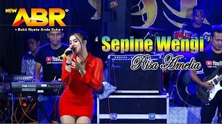 Gambar cover SEPINE WENGI - RISA AMELIA Cover New ABR