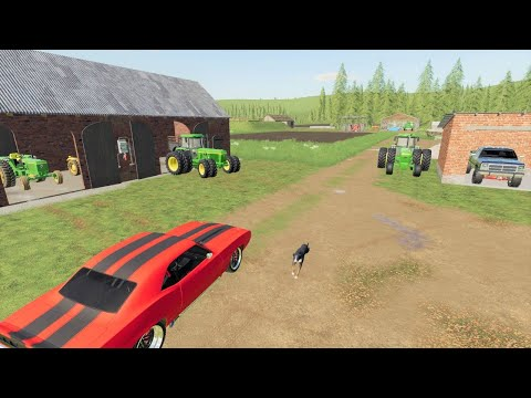 Saying goodbye to our farm | Back in my day 41 Series 1 finale | Farming Simulator 19 |