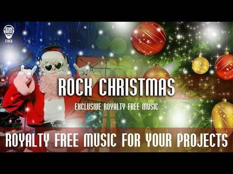 Royalty Free Music - ROCK CHRISTMAS