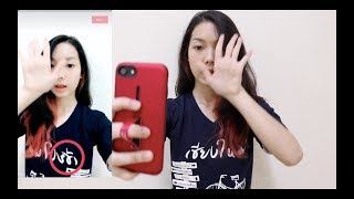 สอนเล่น tiktok(hand motion) how to play TikTok|HollyHolland