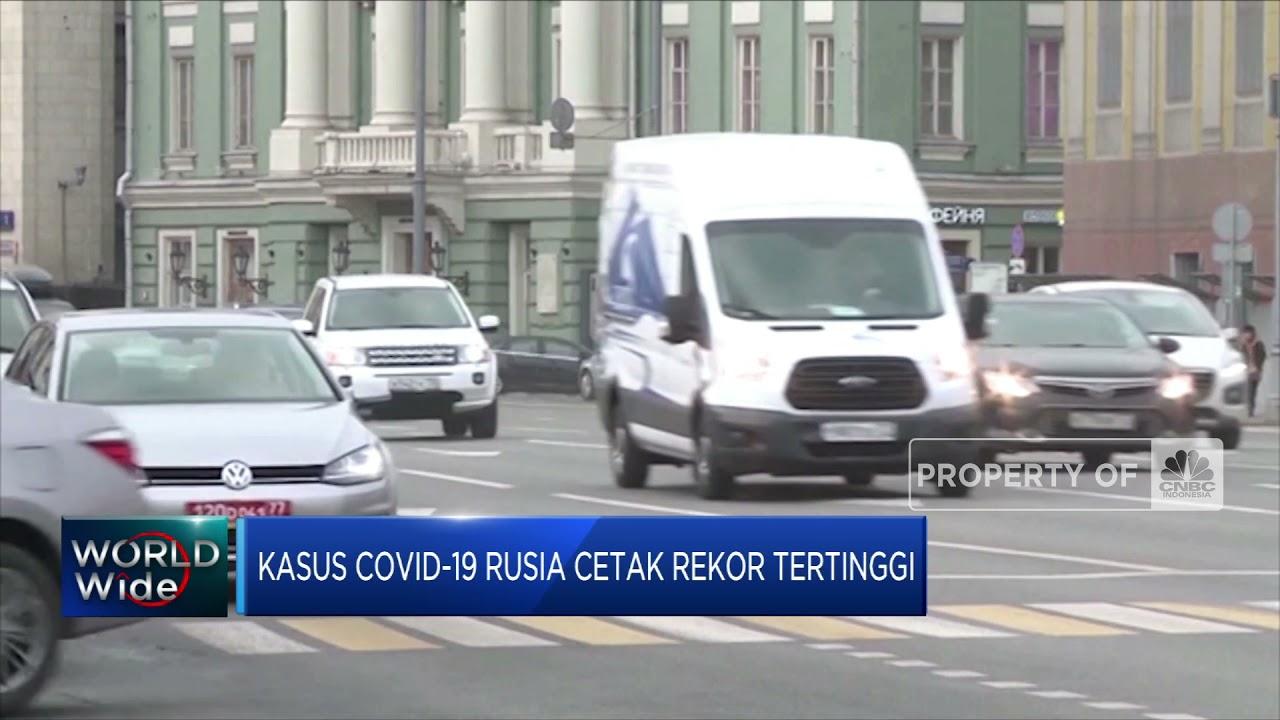 Download Kasus Covid-19 di Rusia Cetak Rekor