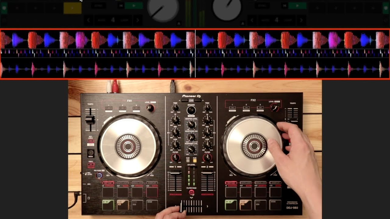 """Take The """"How To DJ With The Pioneer DDJ-SB2"""" FREE Beginner Course"""