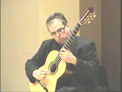 Jeffrey McFadden Jeffrey McFadden Agustin Barrios Caazapa YouTube