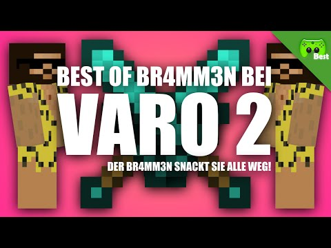 BEST OF BR4MM3N BEI VARO 2 «» Best of PietSmiet | HD