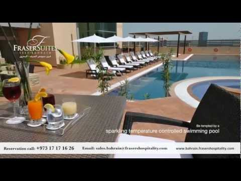 Fraser Suites Seef Bahrain Excellent and Luxury Personalized Service Apartments