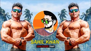 Sahil Khan Dialogues - Trap Music - Dj SiD Jhansi   #OneLifeBaby