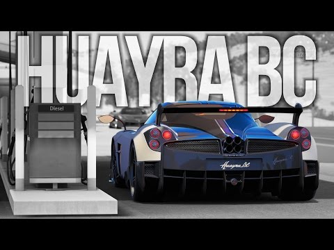 Forza Horizon 3 Pagani Huayra BC Gameplay HD 1080p (+ WheelSpin)
