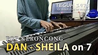 DAN - SHEILA on 7 [cover] SONG KERONCONG
