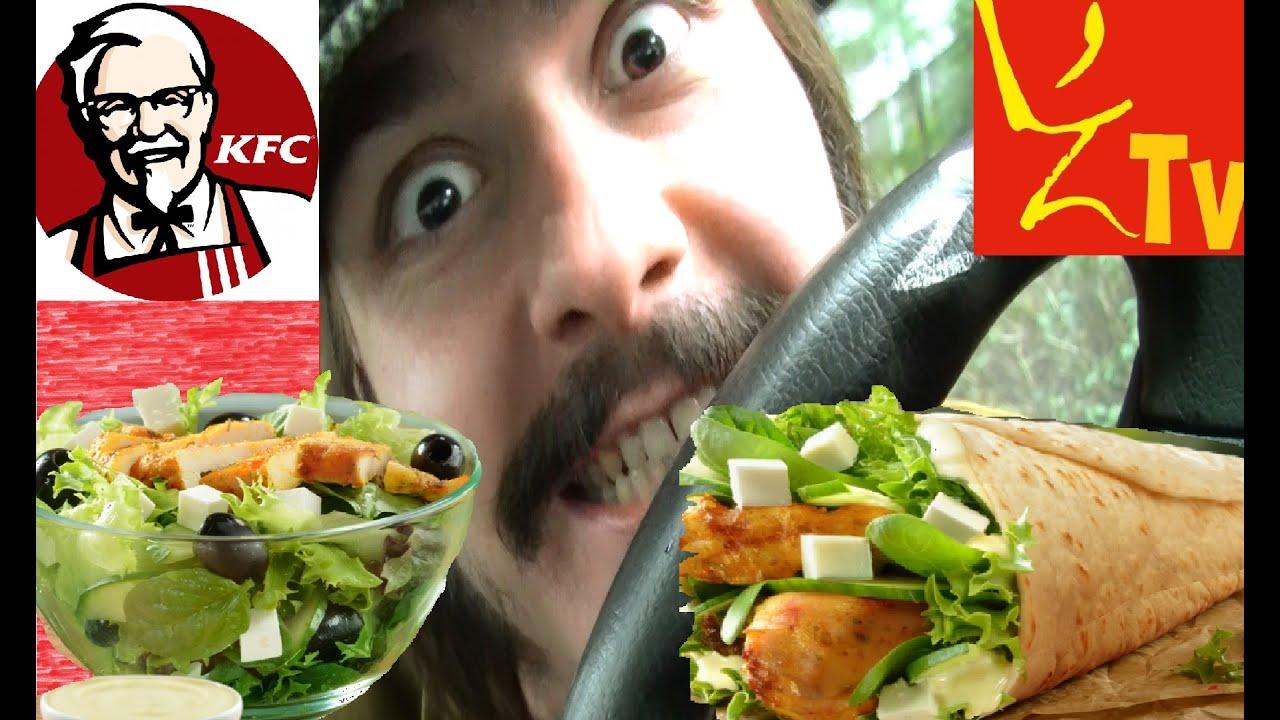 Kfc Grill Menu Salatka Tortilla Twister Serki Piatnica I Jogurt