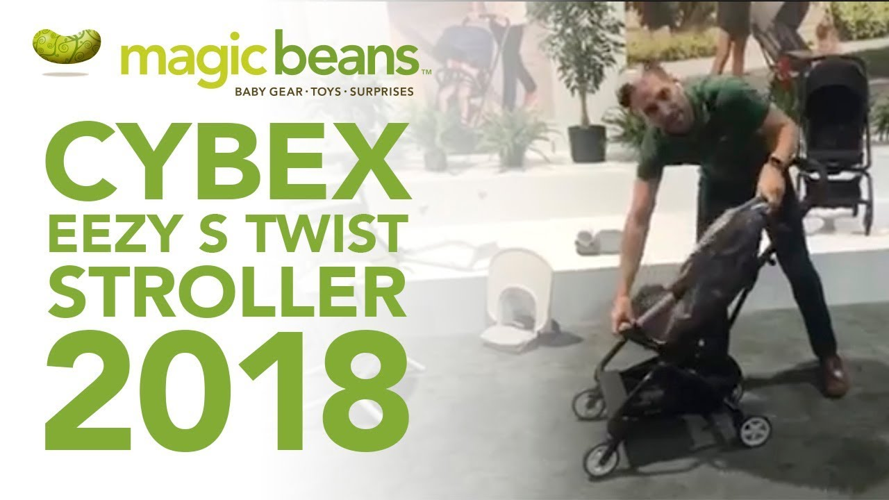 Cybex Eezy S Twist Stroller 2018 Reviews Ratings Prices