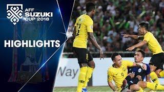 Chủ nhà Campuchia thất bại ngày ra quân trước Malaysia | VFF Channel