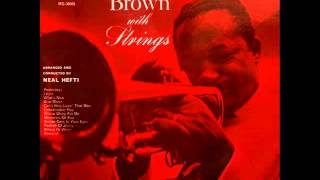 Clifford Brown & Max Roach Quintet with Neal Hefti Orchestra - Portrait of Jenny
