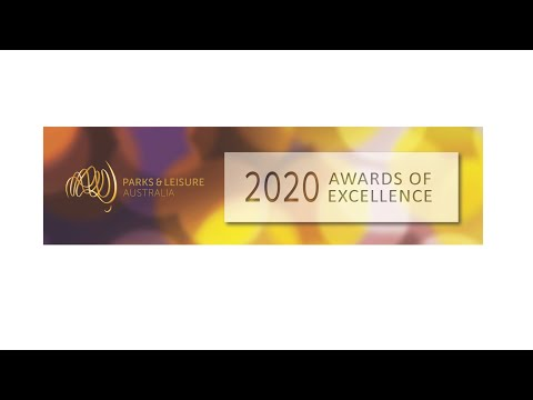 2020 Parks and Leisure Australia Awards of Excellence Virtual Event