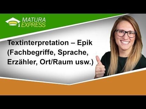 Sprachliche Mittel | Stilistische Figuren | Sprachmittel | Epische Texte analysierenиз YouTube · Длительность: 9 мин53 с