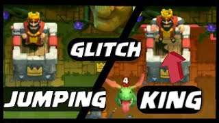 CLASH ROYAL FUNNY MOMENTS AND GLITCHES AND FAILS#1 CLASH ROYALE MONTAGE BOUNCING KING