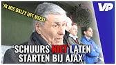 Sjaak Swart zegt GEEN ❌ Schuurs bij Lille-Ajax: 'Die Zuid-Amerikanen weten hoe het moet!'