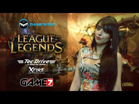 Parte 1/2 - Oitavas de Final - Circuito Game7 de League of ...