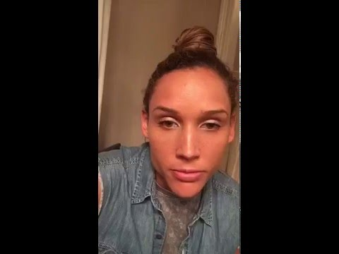 Jamie Nieto Fund with Lolo Jones