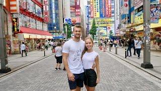 Travelling Hong Kong, South Korea and Japan