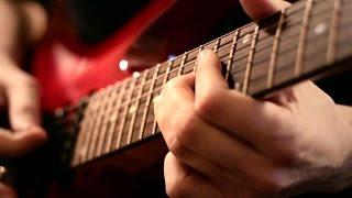 JEFF LOOMIS - Chosen Time (full guitar playthrough)