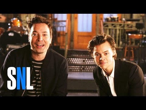 Thumbnail: SNL Host Jimmy Fallon and Harry Styles Snap to It