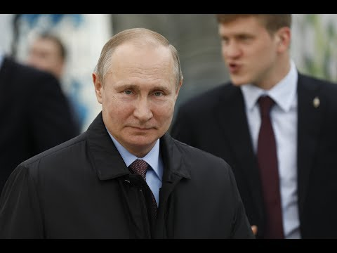 Download Youtube: Vladimir Putin not worried as Russian elections approach | ITV News