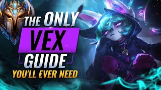The ONLY VEX Guide You'll EVER NEED - League of Legends Season 11